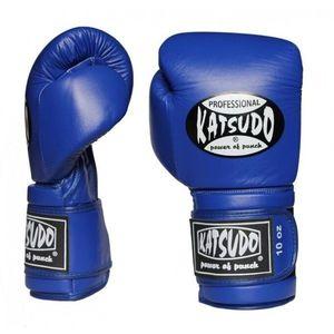 Katsudo mânuşi box Profesional II, albastre imagine