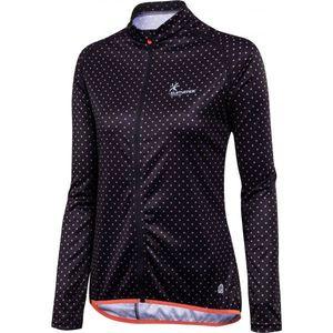 Klimatex REZA negru L - Tricou de ciclism pentru femei imagine